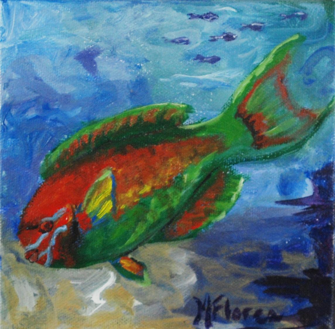 Aquatic No.3  6